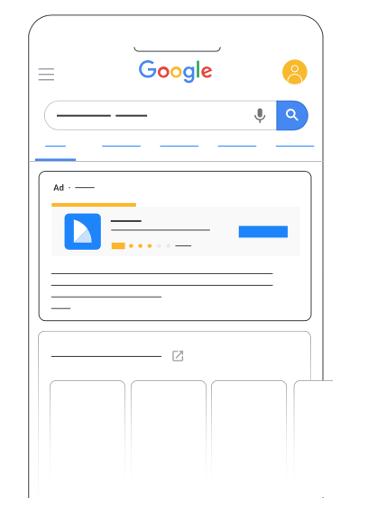 Campañas de aplicación. Publicidad digital